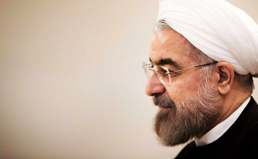 Rouhani's Last Blow