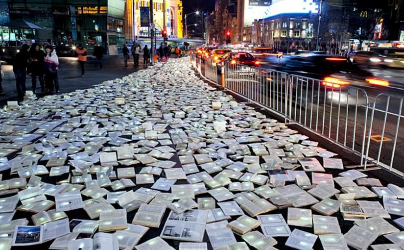 مرگ خواندن: از کتاب تا اینستاگرام