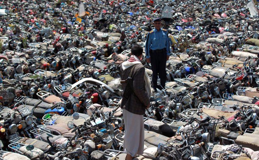 موتورسیکلت را در محدوده طرح ترافیک ممنوع کنید